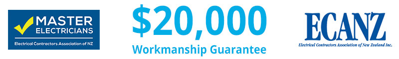 $20,000 workmanship guarantee