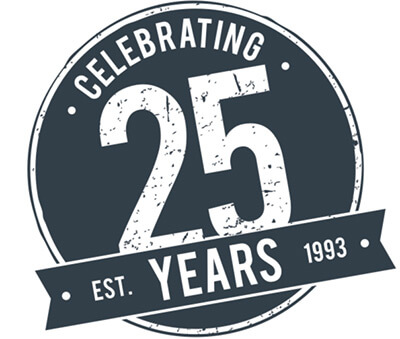 celebrating 25 years electrician